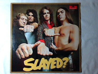 SLADE Slayed? lp USA