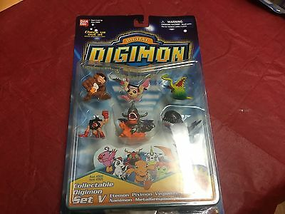 Bandai Digimon Collectable Set V complete in package