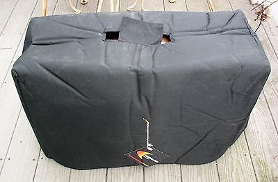 Tuki Groove Tubes 2 X 12 Cabinet Amplifier Cover, Cordura Plus By Dupont