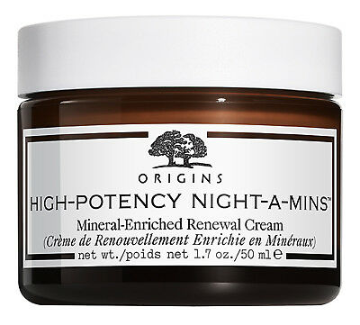 Origins High Potency Night-a-Mins Mineral Enriched Renewal Cream 50ml