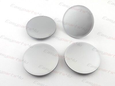 4x  ALLOY WHEEL HUB CENTRE CAPS 63mm / 53mm BMW MERCEDES