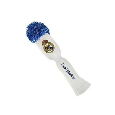 Real Madrid - PomPom Driver Head Cover - GOLF GIFT
