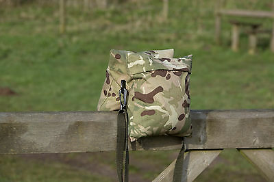 Camera Bean Bag Double Filled, EREBIS ATP CAMO, Waterproof,Anti Fungi treated