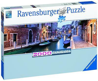 Ravensburger 16612 Venice Panoramic Colourful Jigsaw Puzzle of Venice 2000 Piece