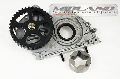 VAUXHALL ASTRA 1.7DTI & CDTi ENGINE OIL PUMP + PULLEY Y17DT Z17DTH Z17DTL *NEW*