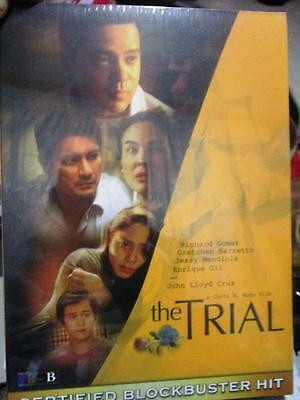 The TRIAL tagalog English subtitle dvd Philippines John Llyod Enrique Gil