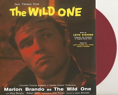 Shorty Rogers - The Wild One - Jazz Themes From...(LP 180g Red Vinyl) - Vinyl...