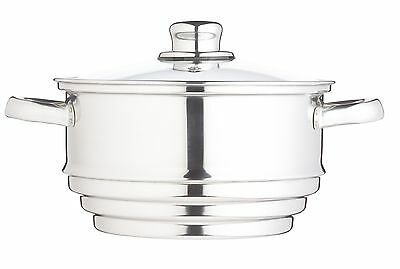 Clearview Stainless Steel Universal Steamer Kitchen Craft