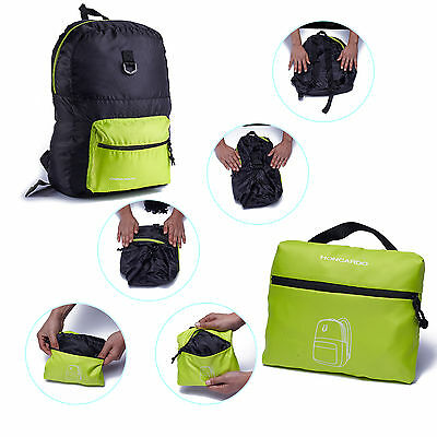 Foldable Travel backpack Light weight Hiking daypack Camping  sports rucksack