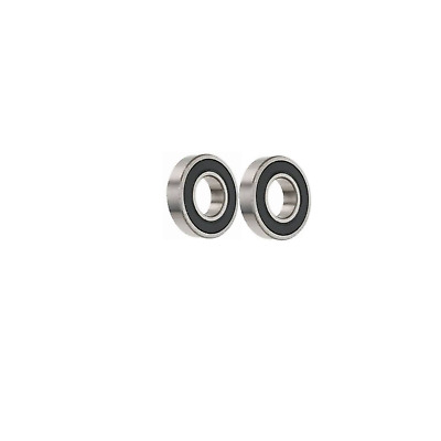2x Front Wheel Bearings to fit Yamaha PW50 1990-2008