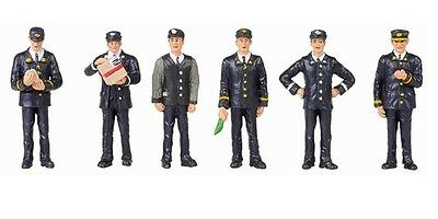 Bachmann 36-405 1960/70's Station Staff x 6 1/76th/ '00' Gauge - 1st Class Post