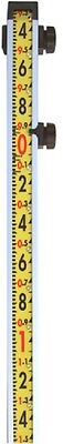 10' Laserline Direct Elevation Rod In 10ths Surveying Contractor Grade Lenker