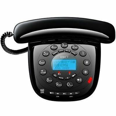 Idect Carrera Classic Plus Corded Phone Answer Machine Nuisance Call Blocker