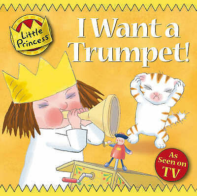 I Want a Trumpet! (Little Princess), Ross, Tony, New Book