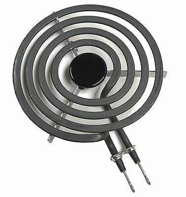 """Whirlpool Replacement 8/6"""" Burner Heat Element for Electric Range Oven Cooktops"""