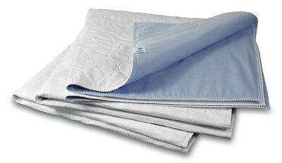 Extra Absorbent Underpads Washable Reusable  incontinence Bed Pads