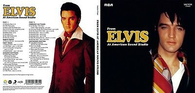Elvis Presley - At American Sound Studio - FTD New / Sealed CD