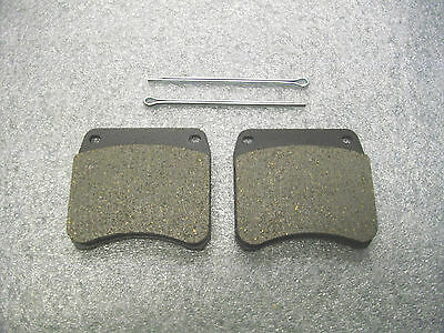 Pair of Front or Rear Brake/Disc Pads Triumph T140 T150 T160 1973 to 83 99-2769