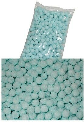 BULK LOLLIES 1kg FIZZOES BLUE CANDY LAGOON PARTY FAVOR LOLLY CANDY FAVOUR BAGS