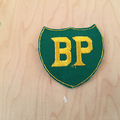 bp  patch,new old stock,  ,1960's no border