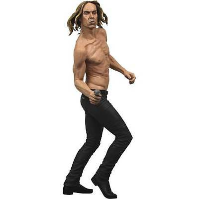 "Iggy Pop - 7"" Figure NEW NECA"