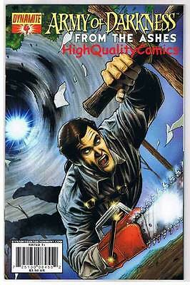 ARMY of DARKNESS From the Ashes #4,  NM, Neves, 2007, more AOD in store