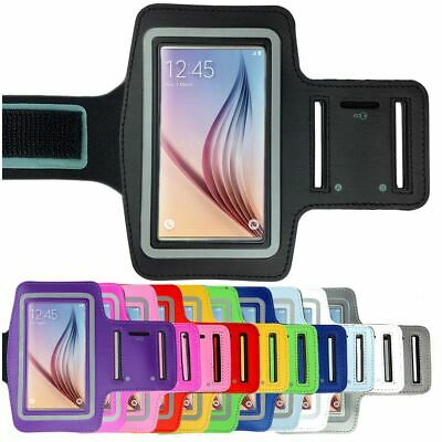 Sports Gym Running Exercise Armband Pouch Case Cover for Samsung Galaxy S7