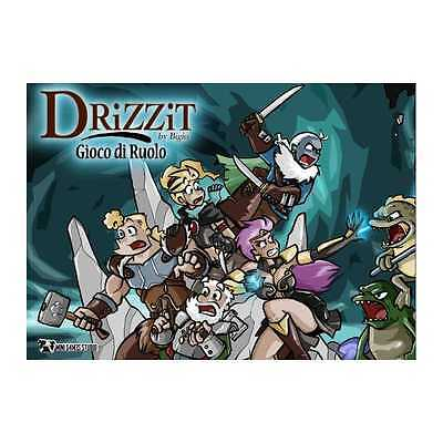 DRIZZIT Gioco di ruolo FANTASY by Bigio MINI GAMES STUDIO italiano