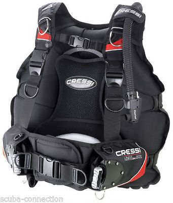 Cressi Light Jac Buoyancy Compensator, XSM