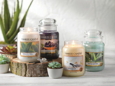 Yankee Candle Pure Essence Full Collection . Choose Your Fragrance