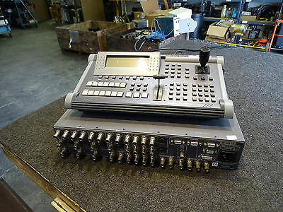 Snell & Wilcox Magic Dave 4:2:2 System Controller & Video Processor 3D Opt 8