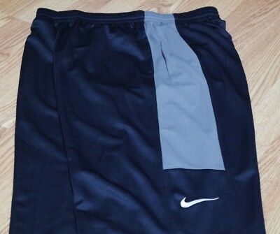 62303cc32318 MEN S NIKE DRY Rivalry Warm Up Basketball Pants New with Tags Grey ...