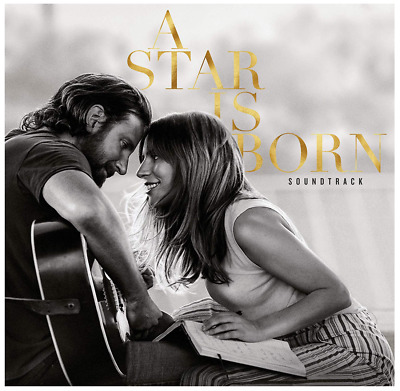A Star is Born (CD + POSTER - Explicit) • NEW • Soundtrack, Lady Gaga