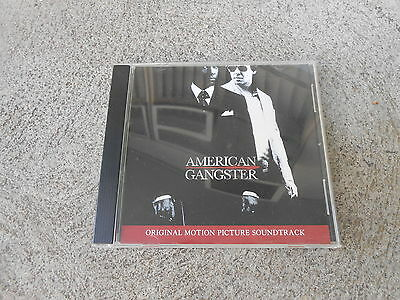 American Gangster-Ost-Original Motion Picture Soundtrack-Promo Cd-Fyc-Nm