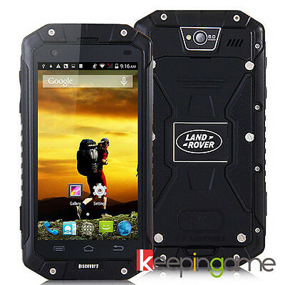 """4.5"""" 2G/3G Smartphone Rugged Land V9 Rover Android Dual Core 8MP Mobile Phone"""