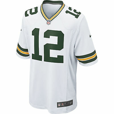 Green Bay Packers #12 Aaron Rodgers NFL Jersey by Nike