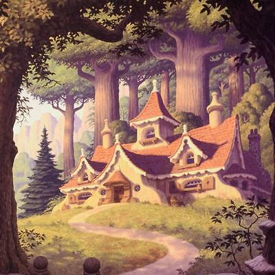 The Lord of the Rings  RIVENDELL Greg and Tim Hildebrandt  LE 250 SIGNED CANVAS