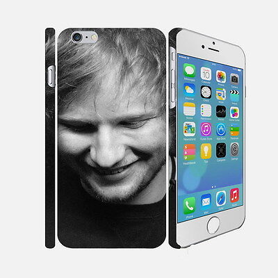 33 Ed Sheeran - Apple iPhone 4 5 6 Hardshell Back Cover Case