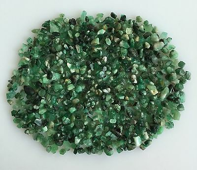 100ct Scoop Natural Emerald Green Rough Gemstone Loose Lot Raw Christmas Offer