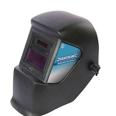 Welding Helmet Auto Darkening Suitable for MIG, TIG and Arc (MMA/GMAW) electric