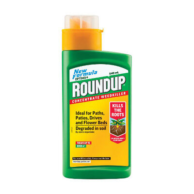 NEW Roundup Optima Weedkiller 540ml rrp £30.50 OUR PRICE £22.99