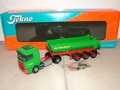 Tekno No TB 0074  Scania 124/144 artic and bulk tipper New