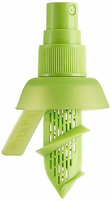 Lekue 6-Piece Single Citrus Spray without Base Green Lékué