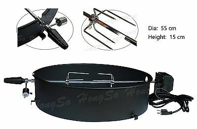 Charcoal Kettle Rotisserie Kit 2290 for 22-1/2 Inch charcoal kettle grills