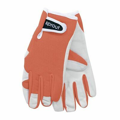 Annabel Trends Sprout Pink Ladies Goatskin Gloves | Garden House *free Delivery*