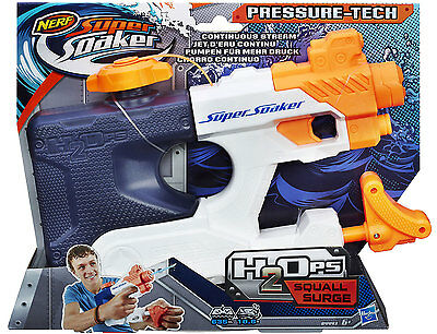 Hasbro Nerf Super Soaker H2Ops Squall Surge Wasserpistole