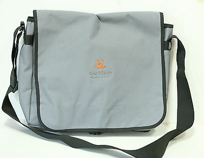 New Best Friends Animal Society Laptop Computer Bag