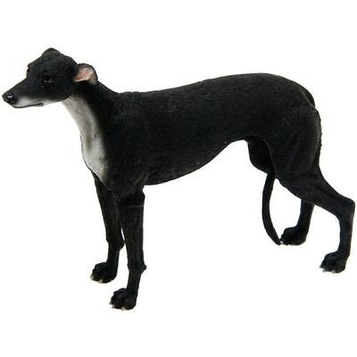 Black Greyhound Ornaments Dog Gift Figure Figurine By Leonardo Collection