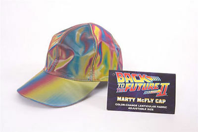 Marty Mcfly Back To The Future 2 Ii Officially Licensed Prop Replica Hat