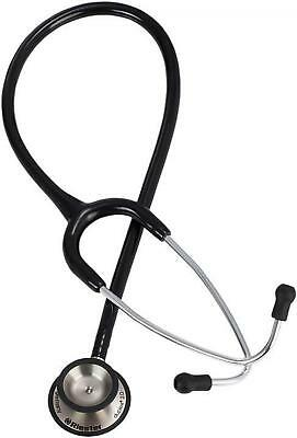 Stéthoscopes Duplex aluminium noir cloche double 4200-01
